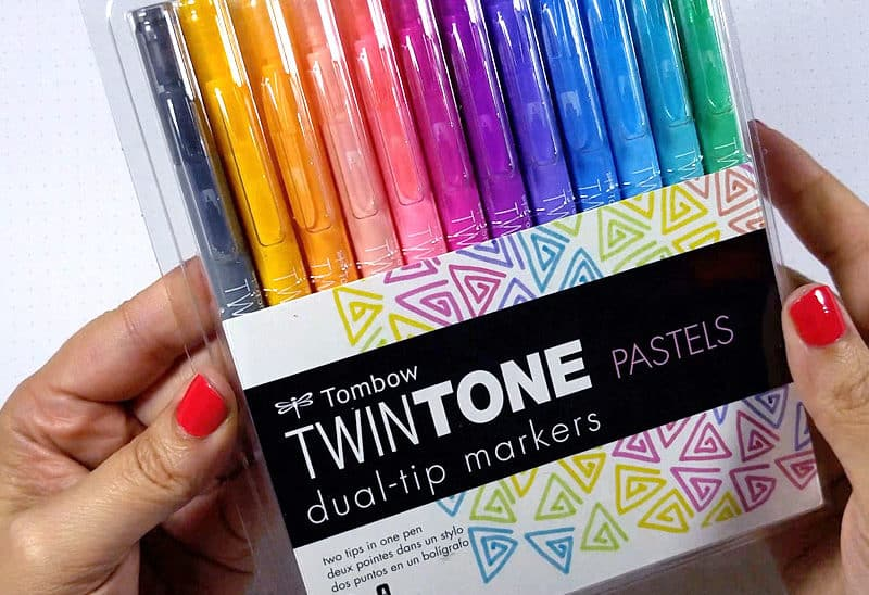 Feutres Twintone Tombow